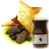 Black olive pate 140 g